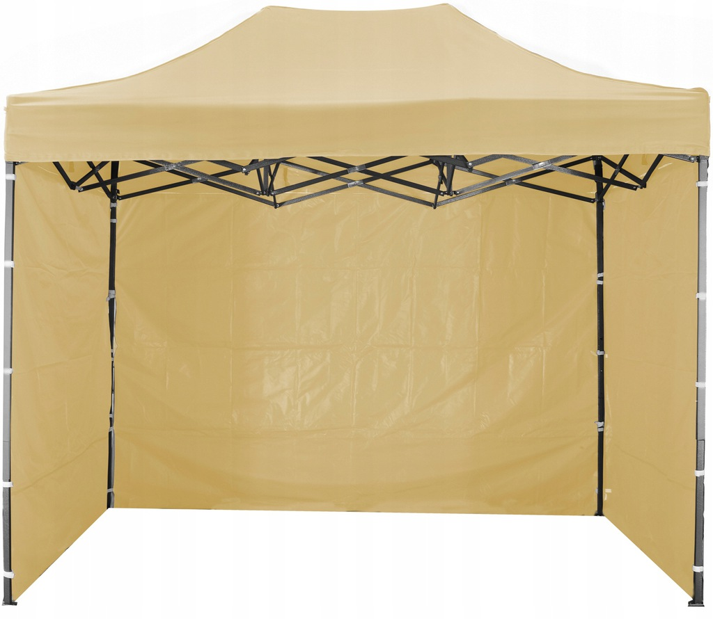 Namiot ekspresowy handlowy ogrodowy 3x4,5 POP UP