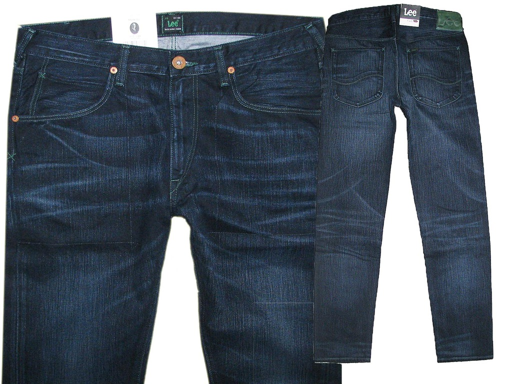 LEE CASH L723DCPX RURKI SPODNIE W 32 L 32 jeans