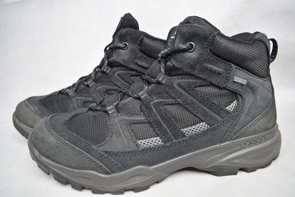 ECCO RECEPTOR z GORE-TEX - buty trekkingowe (41)