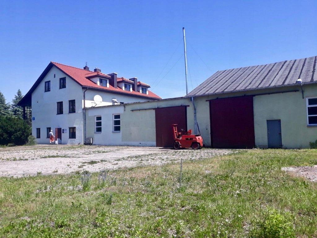 Magazyny i hale, Bramki, Błonie (gm.), 7610 m²