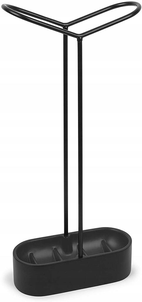 K1 Umbra Holdit stojak na parasole czarny