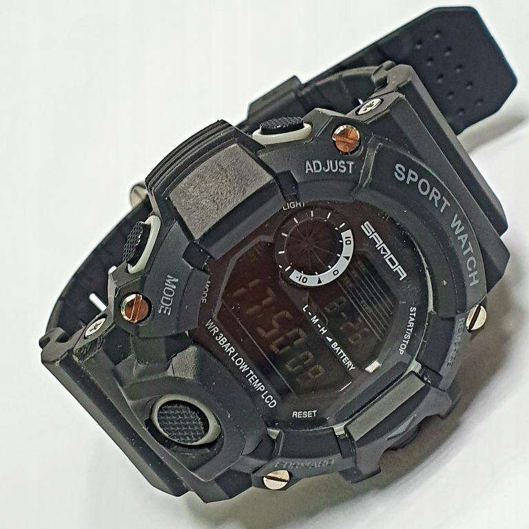 Zegarek Samor 326 Replika G Shock Okazja 8433716321 Oficjalne Archiwum Allegro
