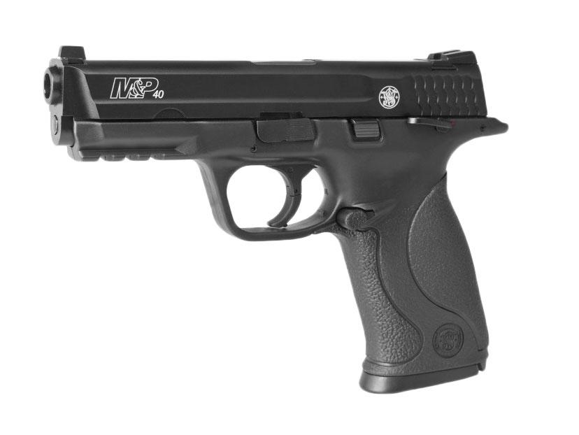 Pistolet wiatrówka Smith&Wesson M&P40 TS 4