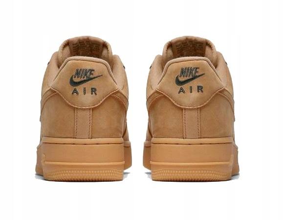 Buty Nike Air Force One Beżowe Damskie r. 38