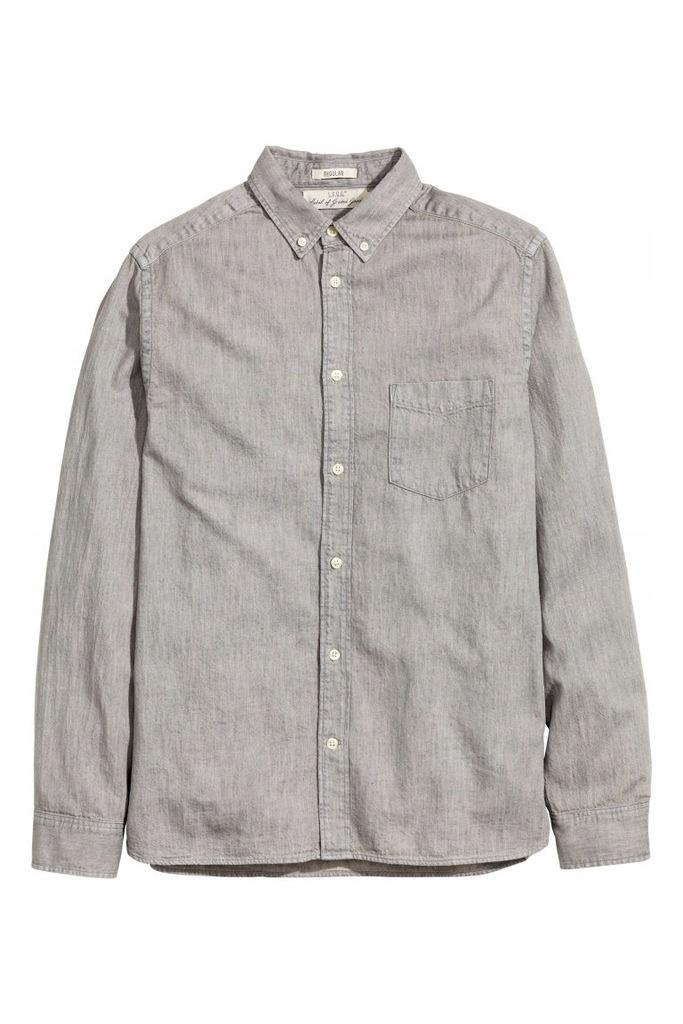H&M Koszula dżinsowa rozm. M