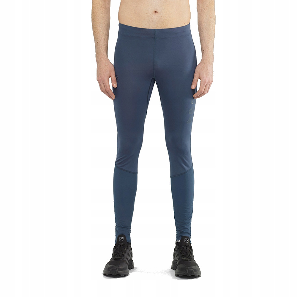 Legginsy Salomon Agile Long Tight LC1406400 M
