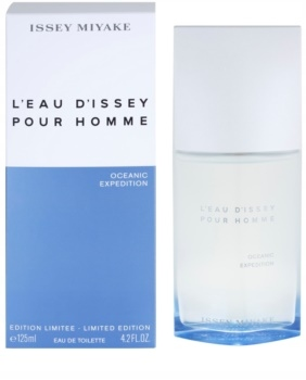 ISSEY MIYAKE L'EAU D'ISSEY OCEANIC EXPEDITION 125