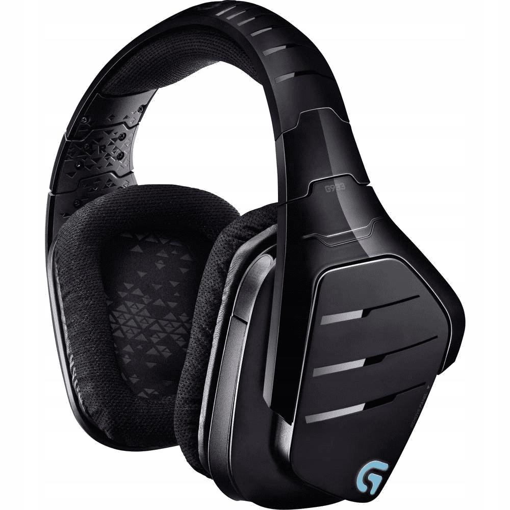 Słuchawki dla Graczy Logitech G933 Licytacja BCM