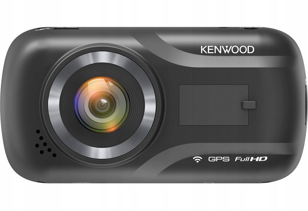 KENWOOD Videorejestrator samochodowy DVR-A301W