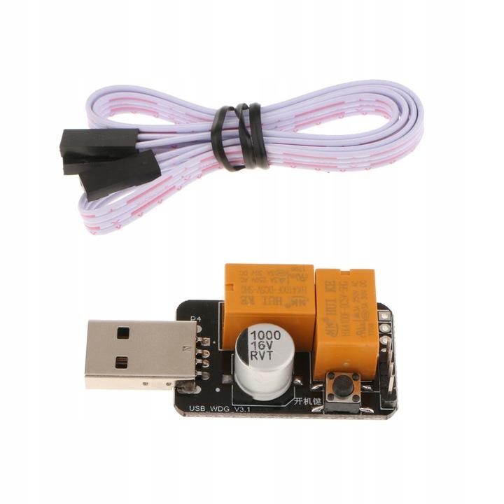 Adapter Auto Restarter USB WatchDog do koparki BTC