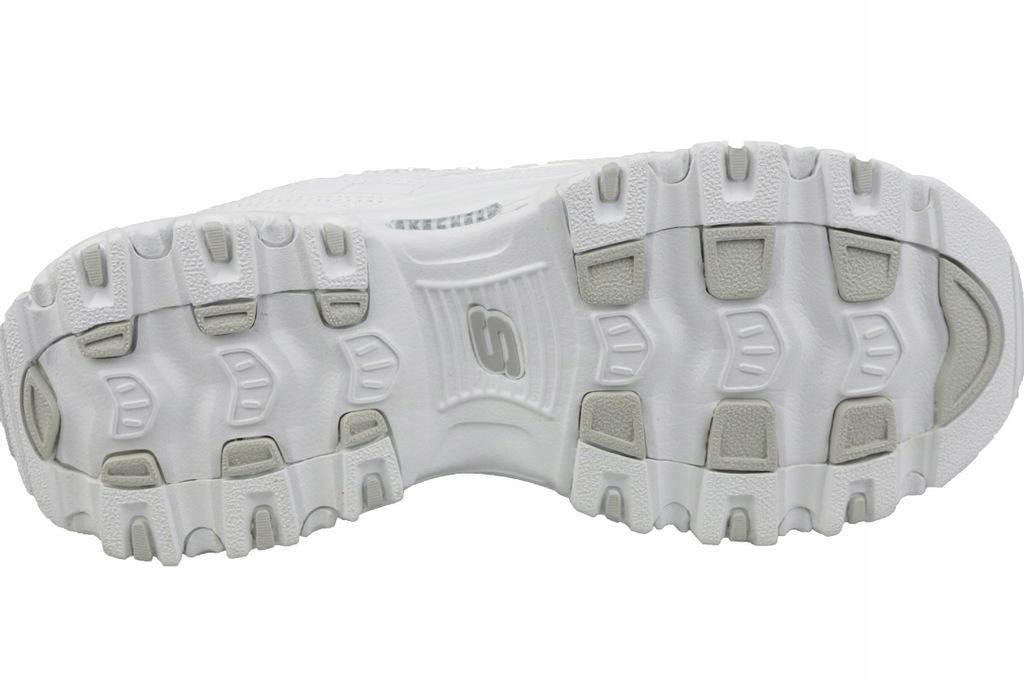 Buty Skechers D'Lites Fresh Start W 11931 WSL białe