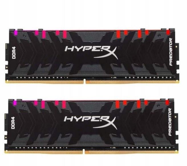 Pamięć DDR4 Predator RGB 16GB (2* 8GB)/4000 CL19