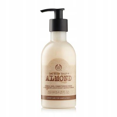 The Body Shop Almond Hand Nail Wash 250ml