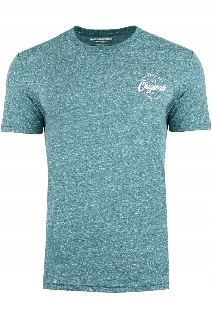 JACK&JONES JORKEMBLE męski t-shirt XL OSTATNI!