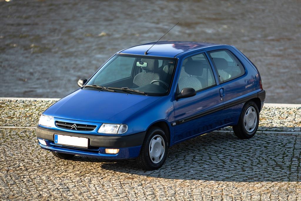 Citroen Saxo 1 4i Z Niemiec Jeden Wlasciciel 1999 7799030758 Oficjalne Archiwum Allegro