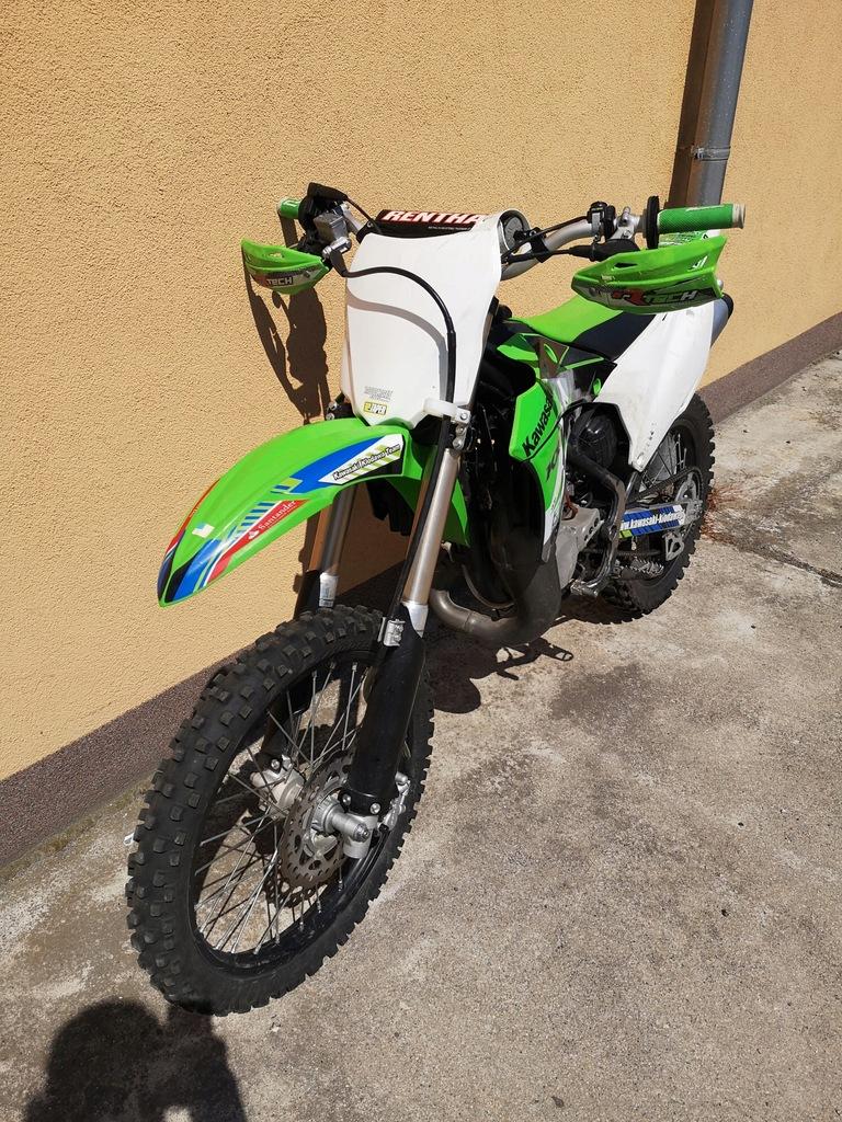 Kawasaki Kx 85 Doinwestowany 8385160023 Oficjalne Archiwum Allegro