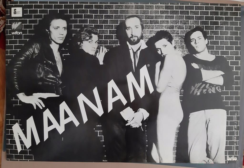 Manam / plakat oryginał