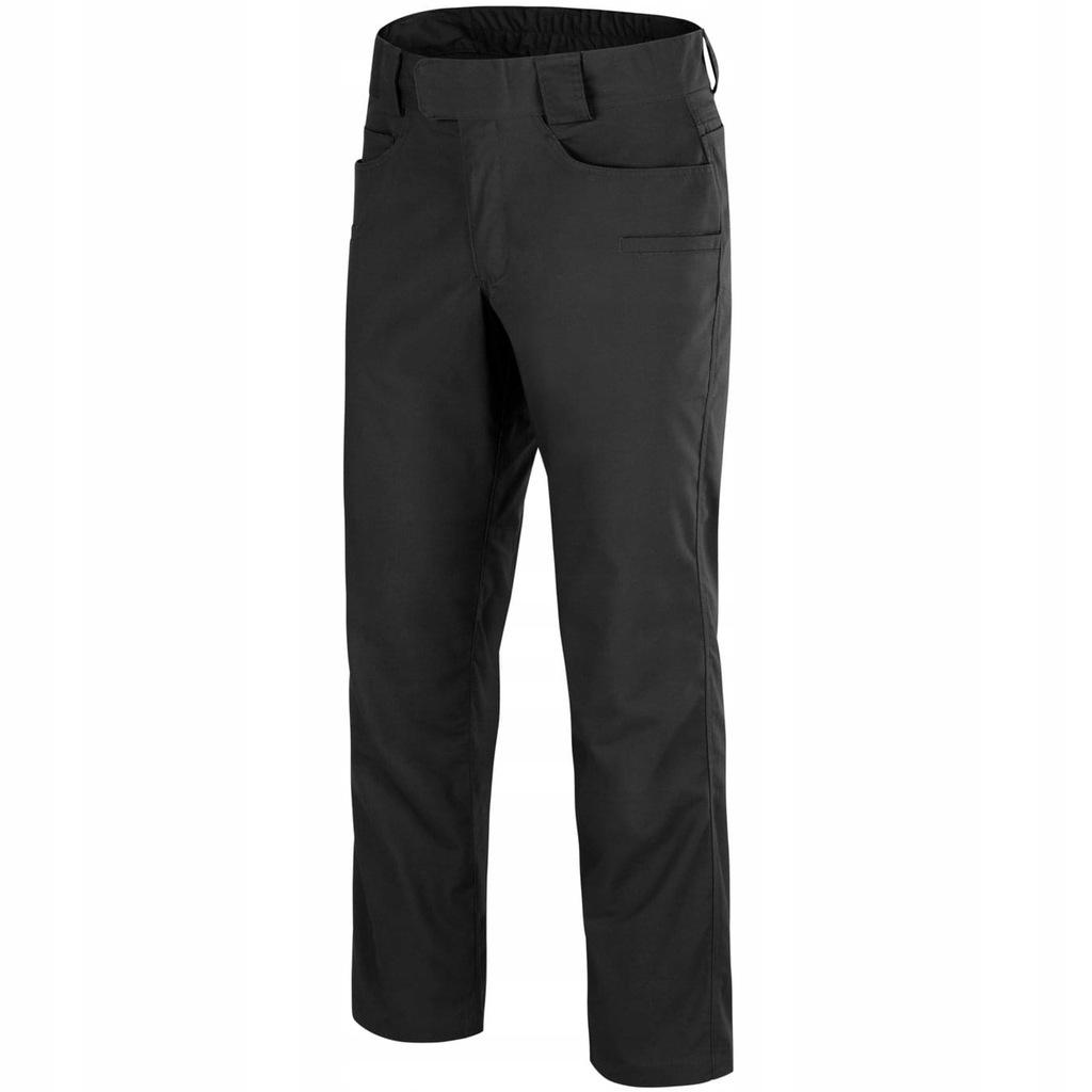 Spodnie Helikon Greyman DuraCanvas Czarny 4XL-L