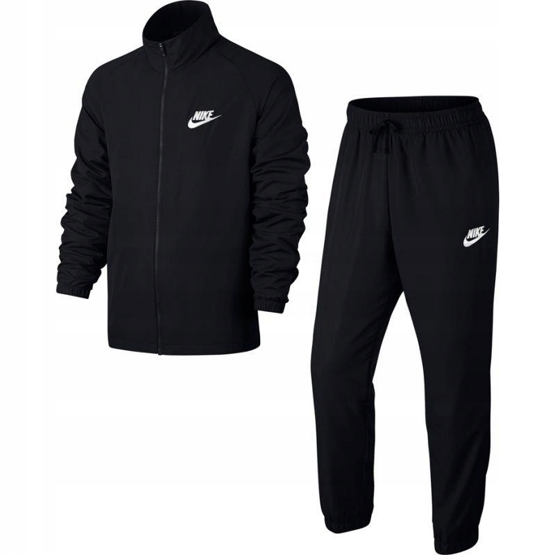 Dres Nike M NSW Track Suit Woven Basic M 861778-01