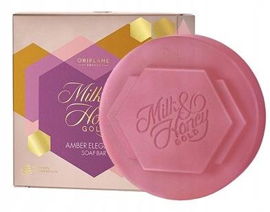 Oriflame Mydło Milk&Honey Gold Amber Elegance