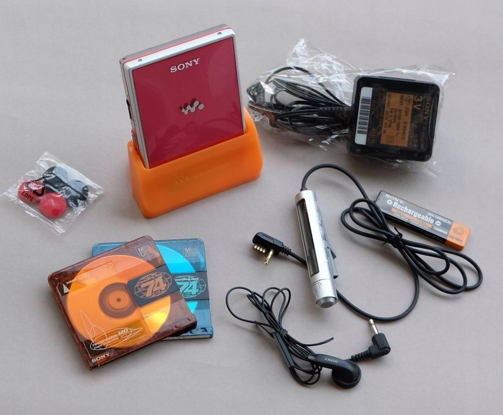 SONY Walkman minidisc