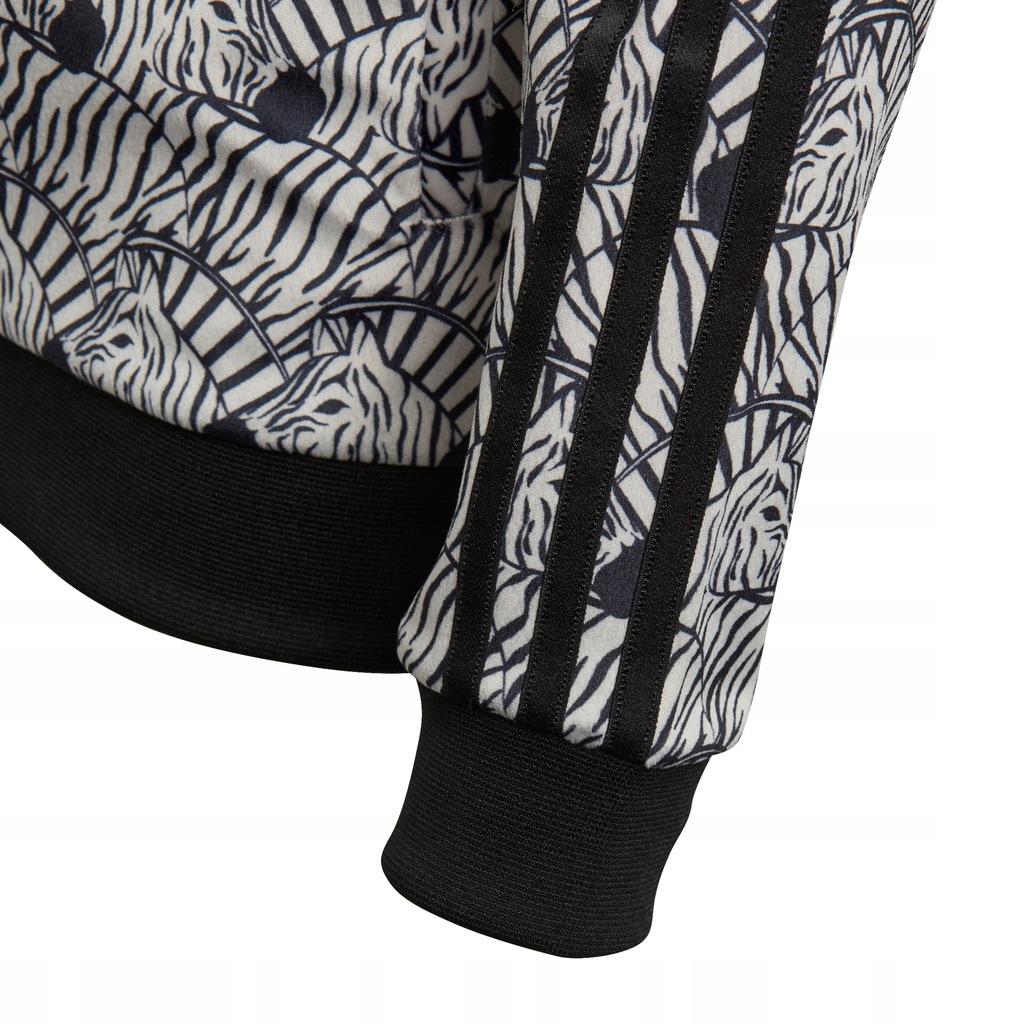 bluza adidas Zebra Sst D98903 r 164