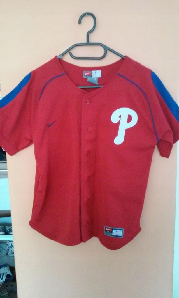 Koszulka baseball Philadelphia Phillies nr 6Howard