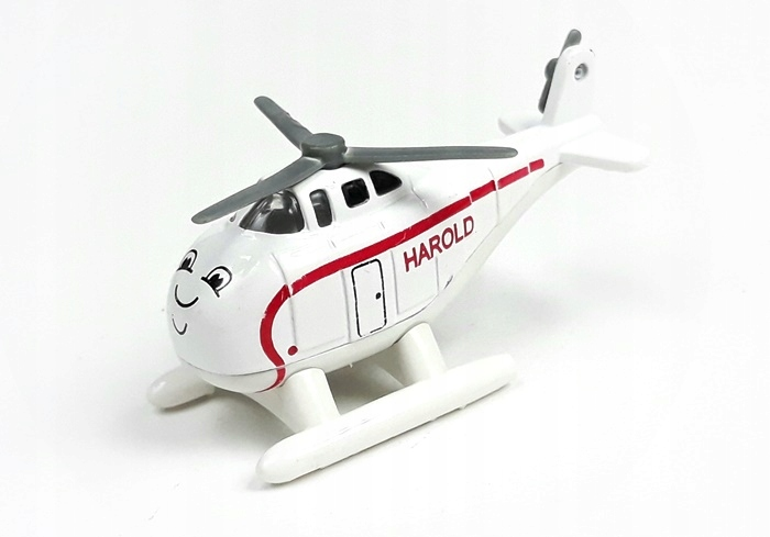 Tomek___ ADVENTURES/ TAKE-N-PLAY helikopter Harold
