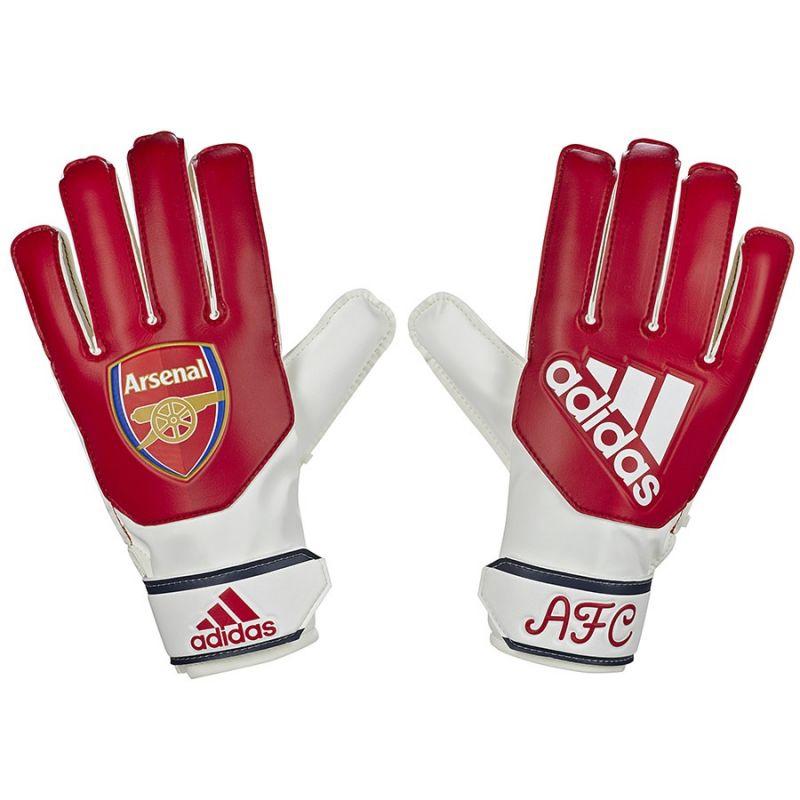 Rękawice bramkarskie adidas Arsenal FC YP EK4746