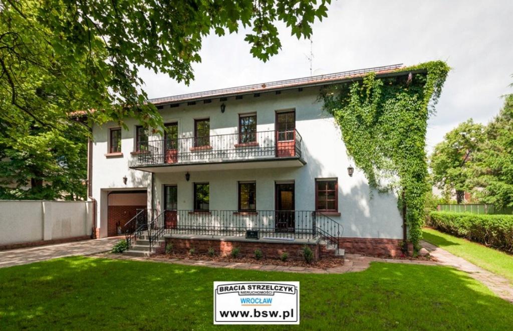 Dom, Wrocław, Krzyki, Krzyki, 350 m²
