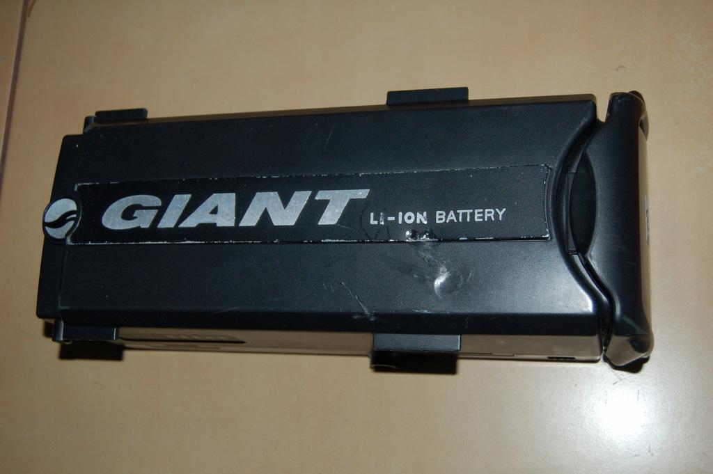 Bateria rower elektryczny Giant 36V 8 Ah