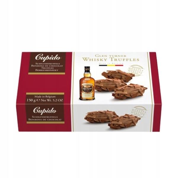 Cupido Trufle z Whisky Glen Turner 150g