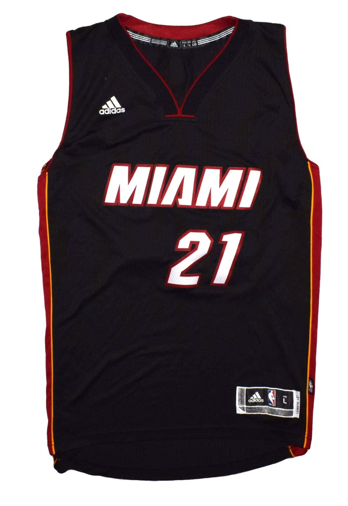 Adidas L/XL Heat 21 Whiteside koszulka jersey NBA