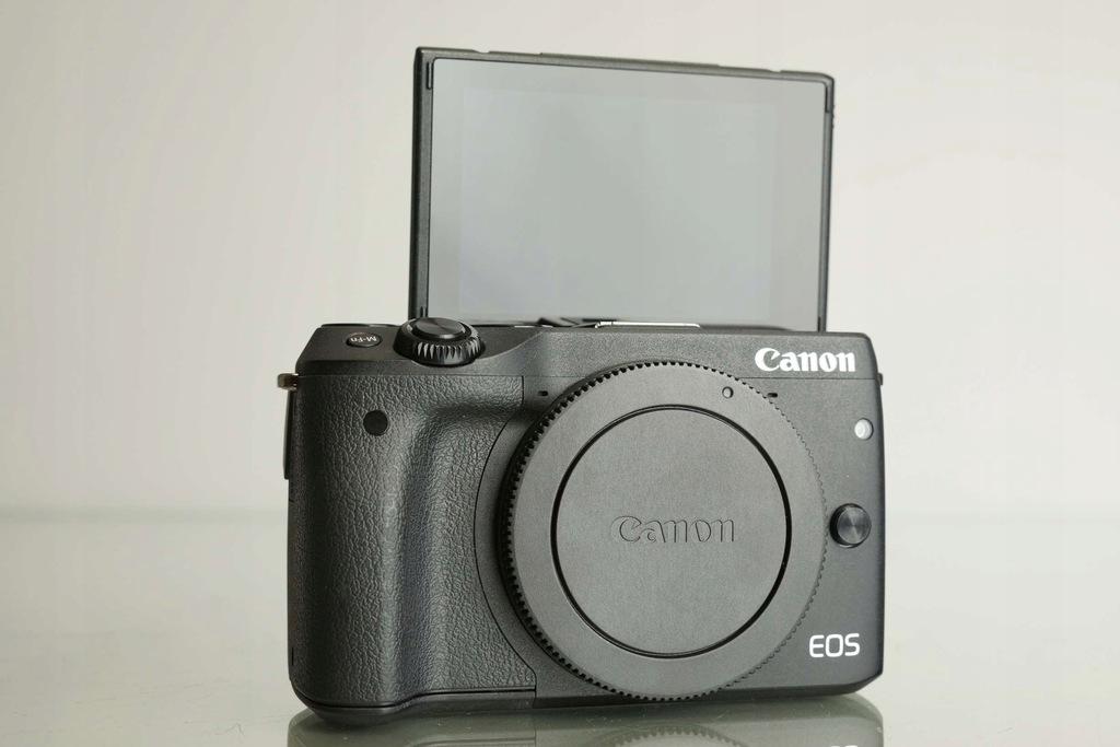 CANON EOS M3 24.2Mpx Body Wi-Fi NPC + 32GB # FV