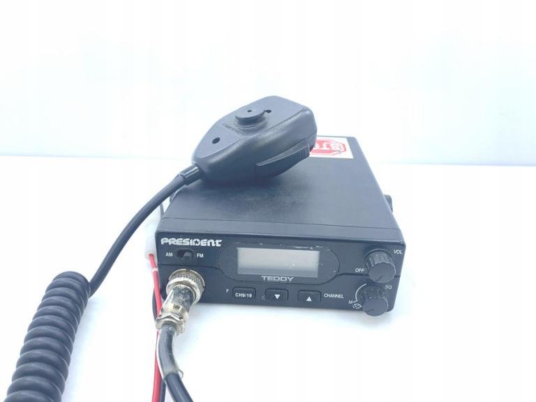 CB RADIO PRESIDENT 34540
