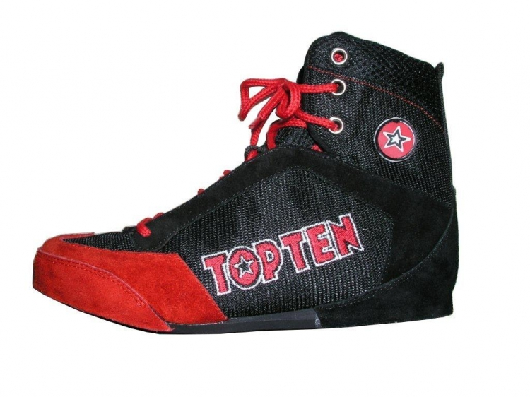 Buty bokserskie TOP TEN - BBA-TT3 r. 40