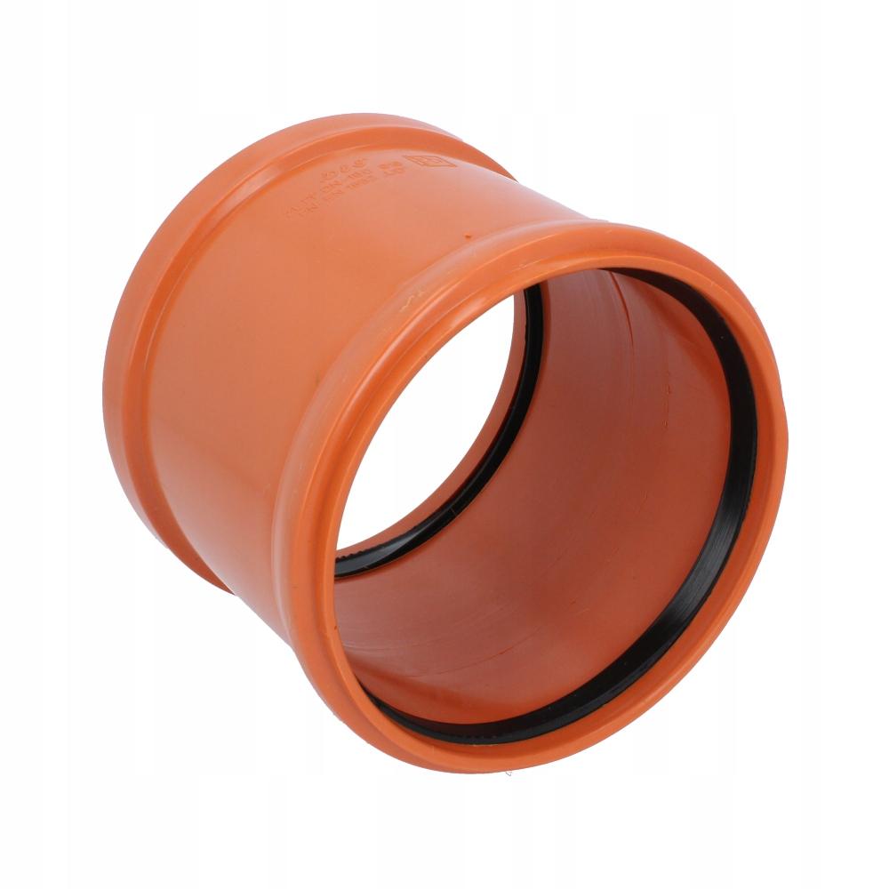 Nasuwka kanalizacyjna rury rurowa 200 mm PCV PVC
