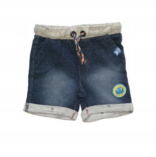 Szorty bawełniane dresowei COOL CLUB 74 jak jeans