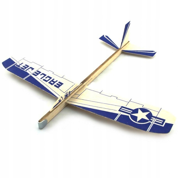 Szybowiec Eagle Jet 300mm Rzutka