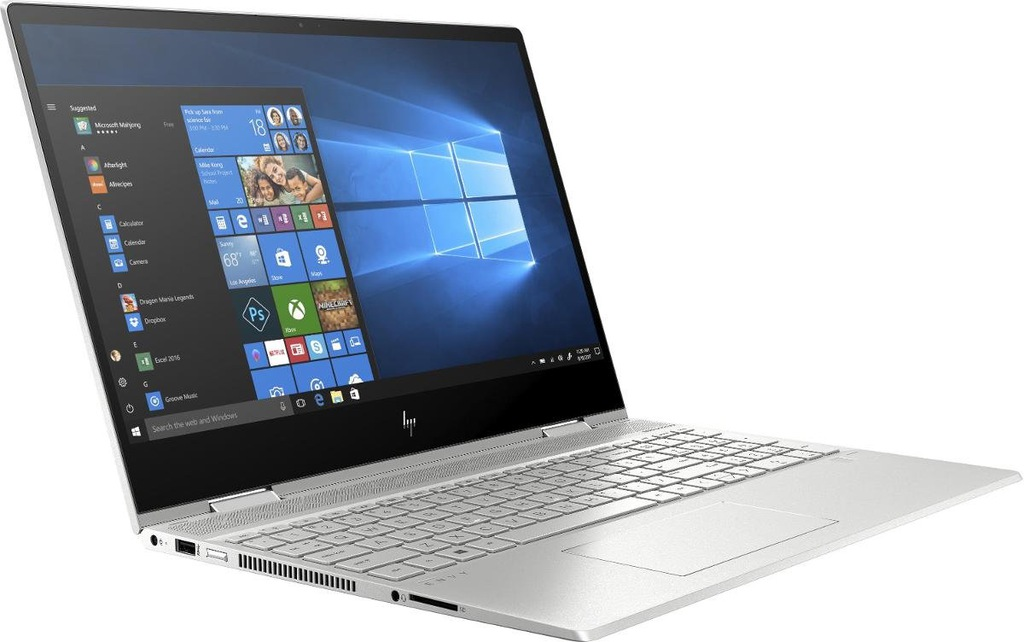 2W1 HP X360 i7-8gen 8GB NVIDIA SSD 15' DOTYK JP44