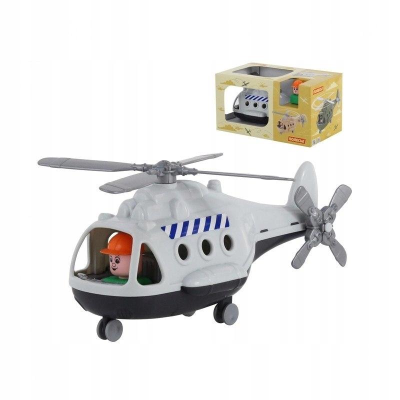 Helikopter Towarowy Alfa + Figurka Wader Quality T