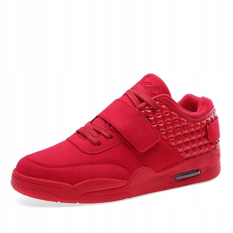 Adidas Superstar. Rozmiar 36. Białe, Czarne, Czerwone