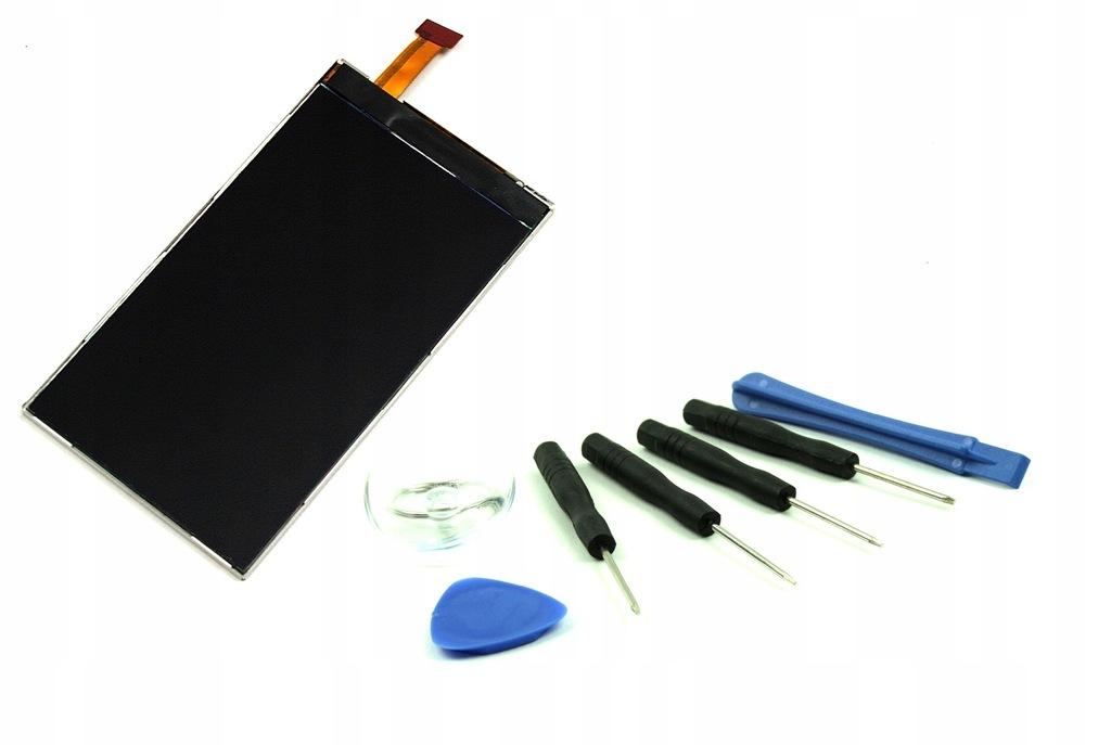 EKRAN WYŚWIETLACZ LCD NOKIA 500 5230 5800 C5-03 C6