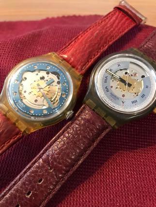 Zegarki Swatch automatic