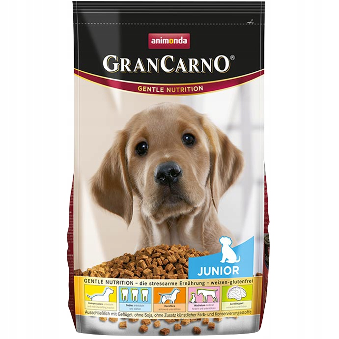 ANIMONDA GranCarno Gentle Nutrition Junior suche 1