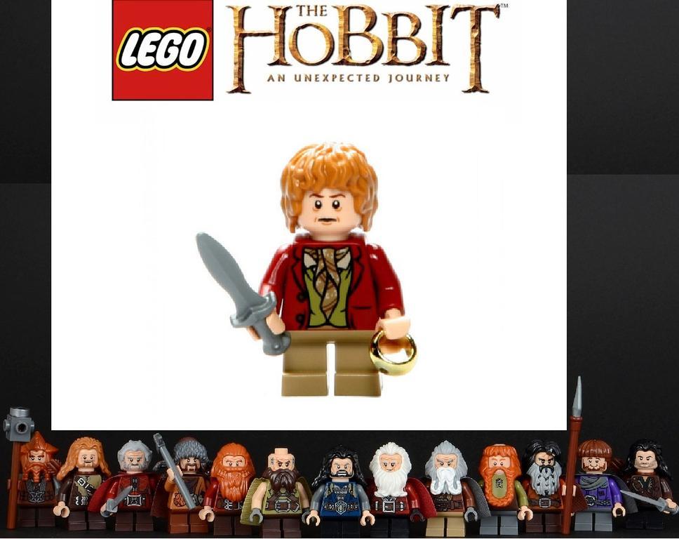 LEGO HOBBIT - BILBO BAGGINS - sklep 'klocki4you'