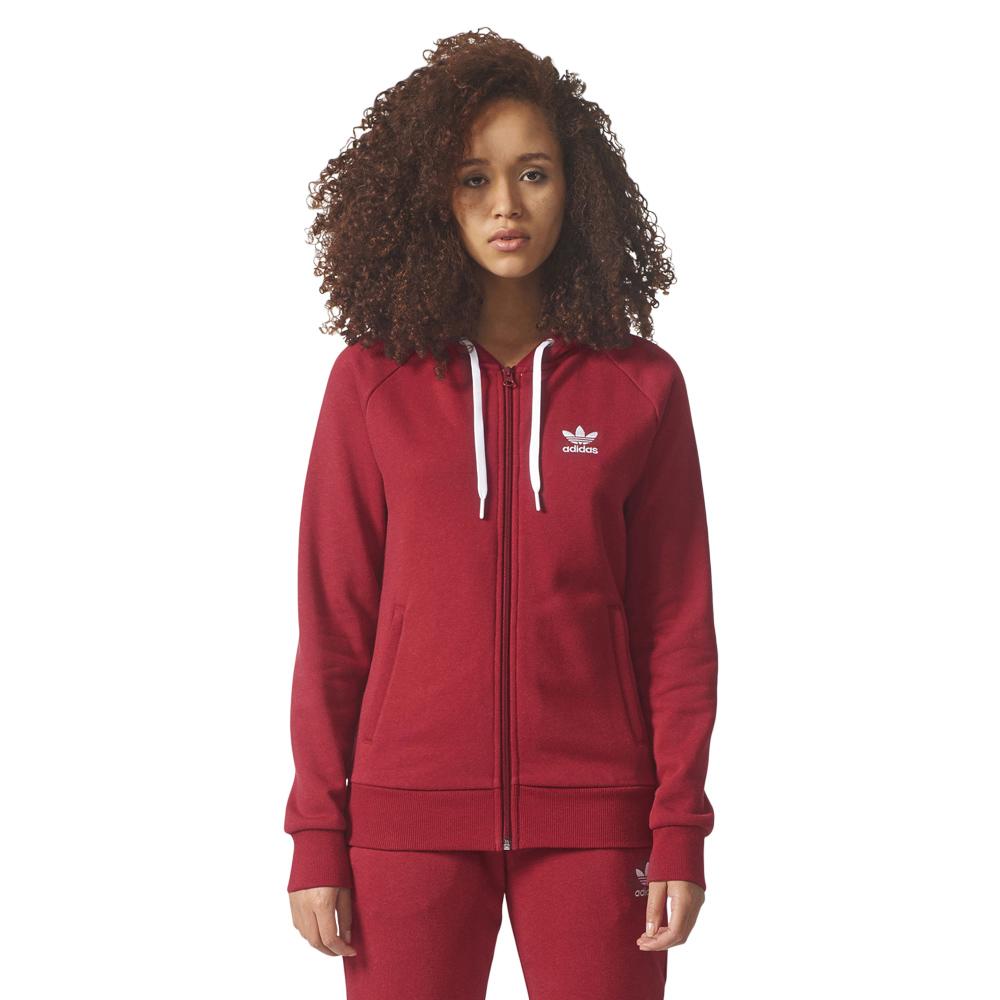Bluza sportowa Adidas Originals Full Zip Hoodie damska