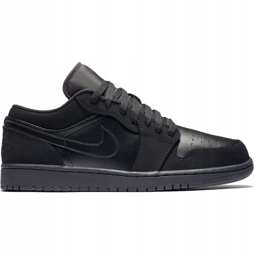 Buty Air Jordan 1 Low Triple Black 553558 025 42.5