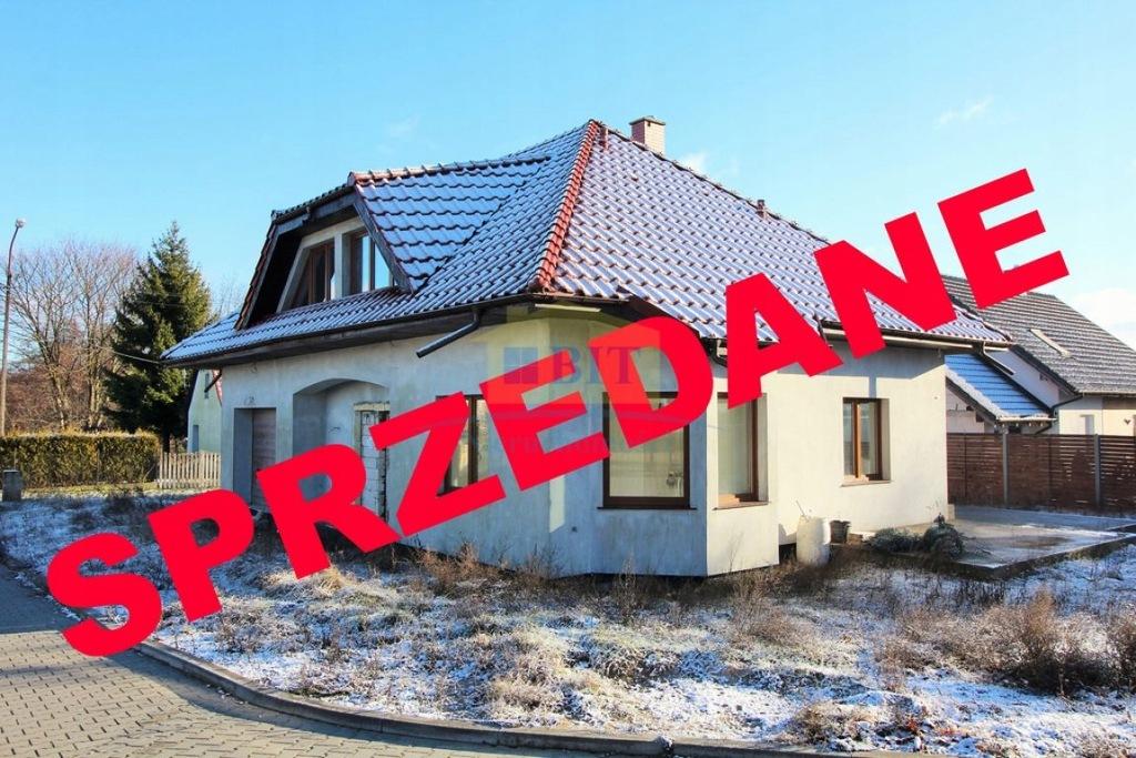 Dom, Ostrowiec, Wałcz (gm.), 182 m²