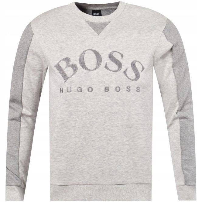 Bluza Boss Hugo Boss Salbo Męska Szara S